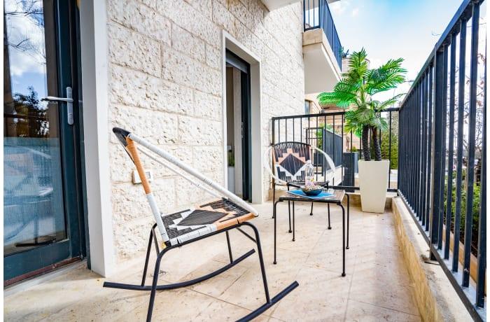 Apartment in Keren Hayesod Deluxe II, Talbieh- Rechavia - 21