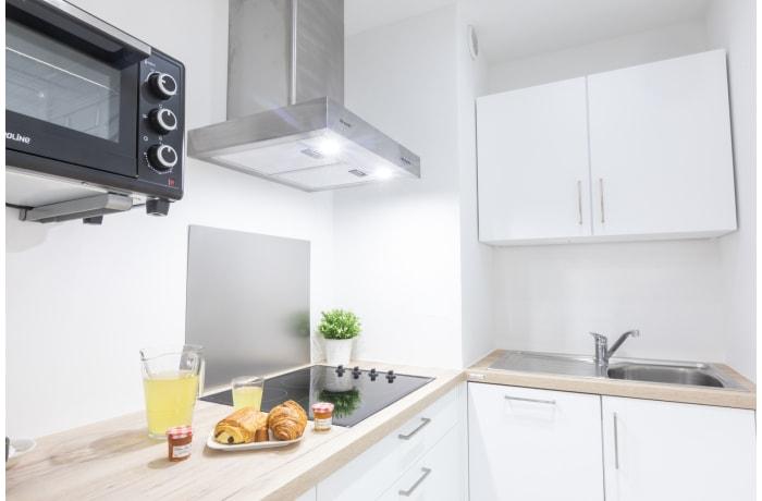 Apartment in Bright and Cosy 3A, Juan-les-Pins - 12
