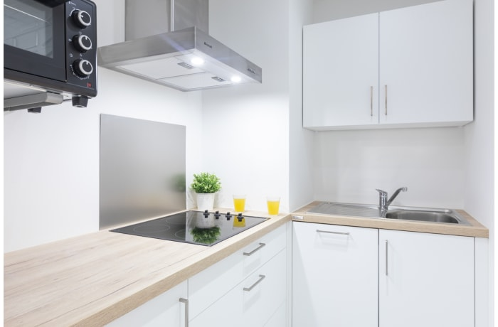 Apartment in Bright and Cosy 3A, Juan-les-Pins - 11