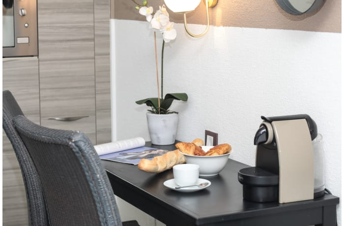 Apartment in Charming and Cosy 3D, Juan-les-Pins - 10