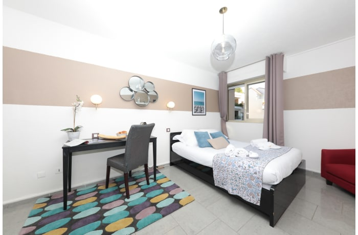 Apartment in Charming and Cosy 3D, Juan-les-Pins - 1