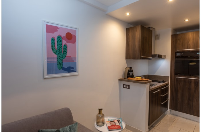 Apartment in Charming Riviera 4E, Juan-les-Pins - 4