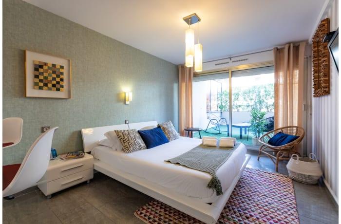 Apartment in Cosy Terrace 1A, Juan-les-Pins - 7