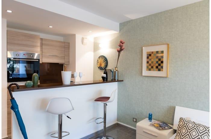 Apartment in Cosy Terrace 1A, Juan-les-Pins - 2