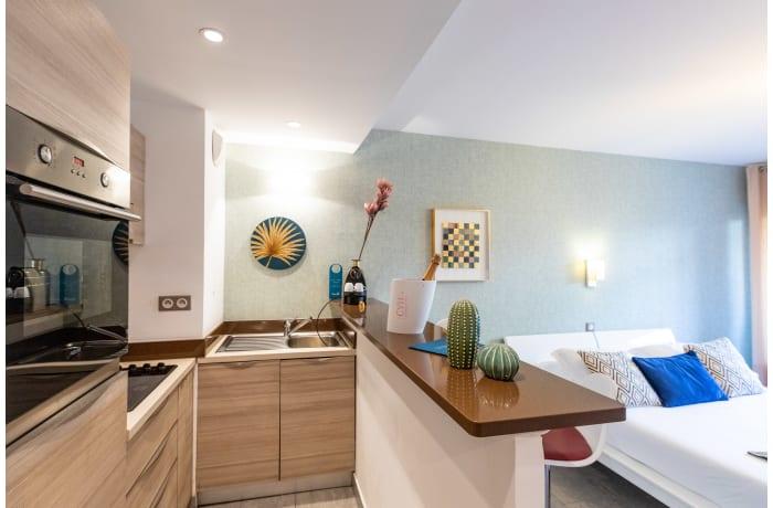 Apartment in Cosy Terrace 1A, Juan-les-Pins - 5