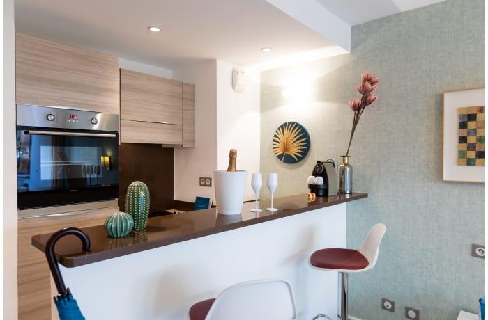 Apartment in Cosy Terrace 1A, Juan-les-Pins - 3