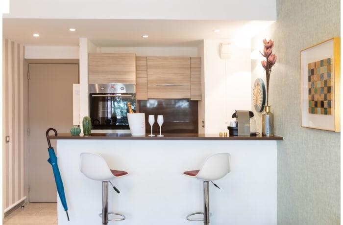 Apartment in Cosy Terrace 2A, Juan-les-Pins - 2