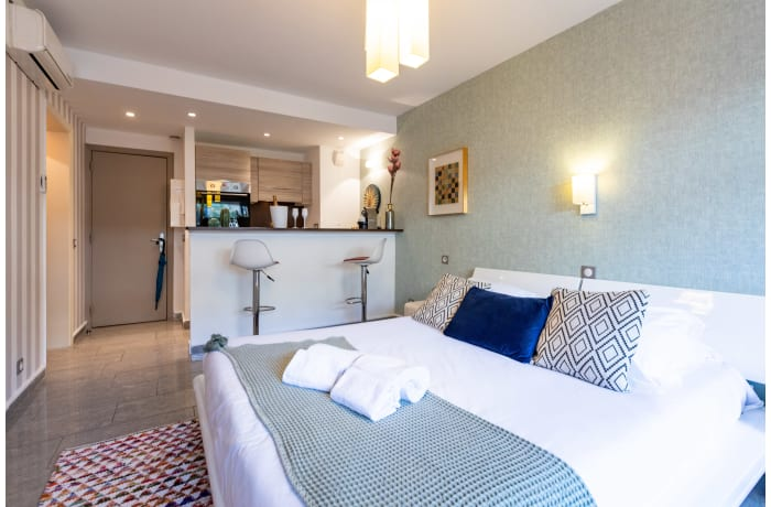Apartment in Cosy Terrace 2A, Juan-les-Pins - 8