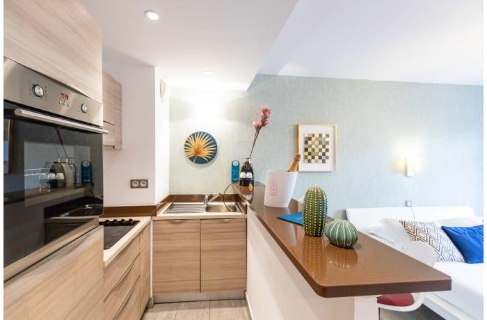 Apartment in Cosy Terrace 2A, Juan-les-Pins - 5
