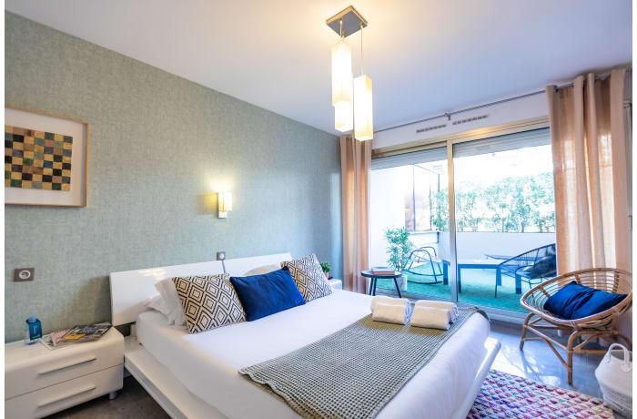 Apartment in Cosy Terrace 2A, Juan-les-Pins - 1