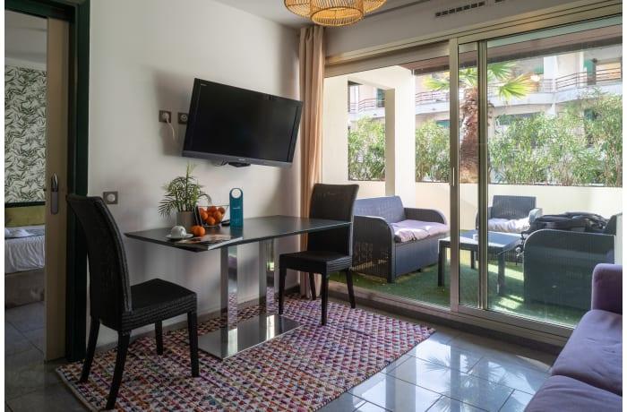Apartment in Deluxe Terrace 1B, Juan-les-Pins - 2