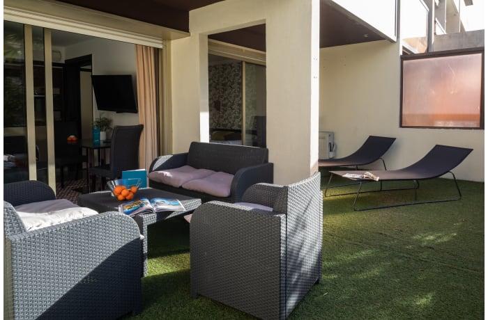 Apartment in Deluxe Terrace 1B, Juan-les-Pins - 5