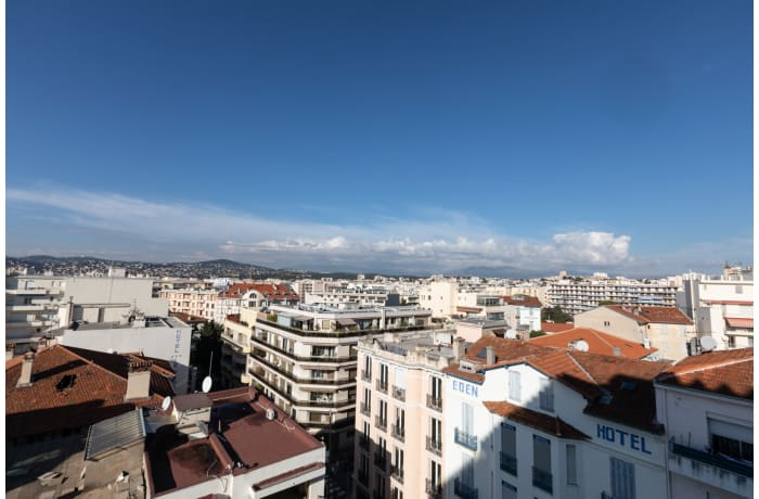Apartment in Lovely Sea View 7B, Juan-les-Pins - 0