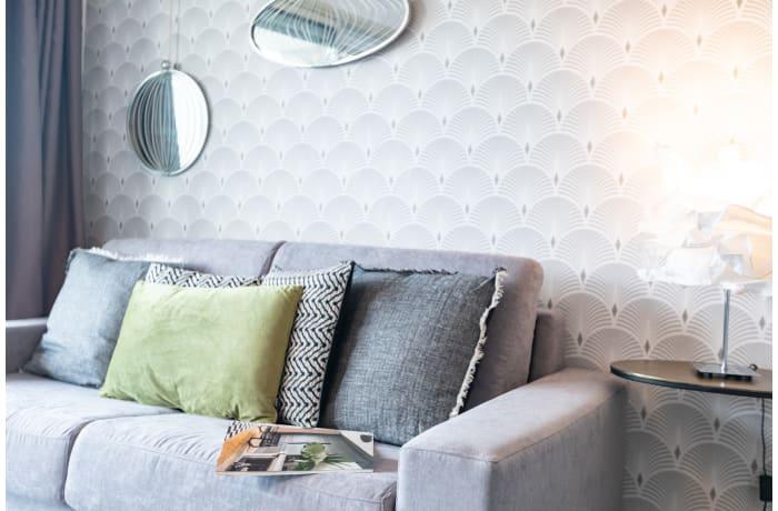Apartment in Lovely Terrace 2B, Juan-les-Pins - 2