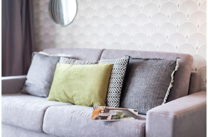 Apartment in Lovely Terrace 5B, Juan-les-Pins - 4