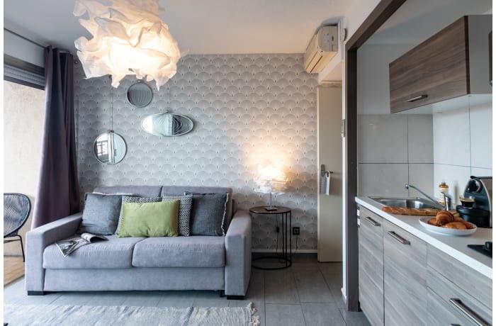 Apartment in Lovely Terrace 5B, Juan-les-Pins - 2
