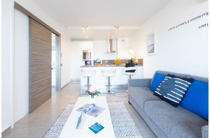Apartment in Sky View Terrace 7A, Juan-les-Pins - 4