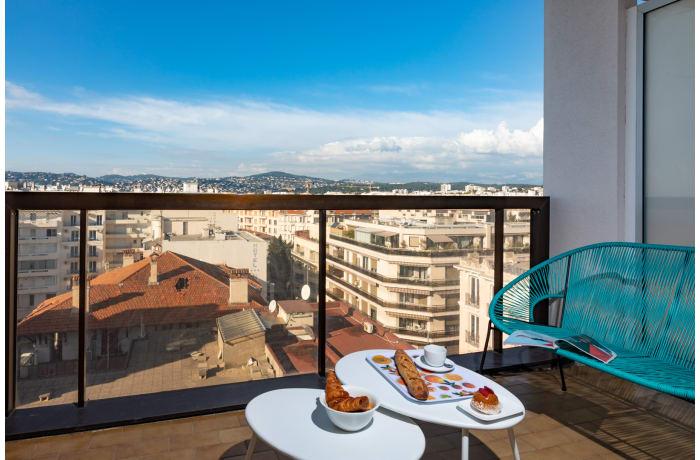 Apartment in Sky View Terrace 7A, Juan-les-Pins - 15