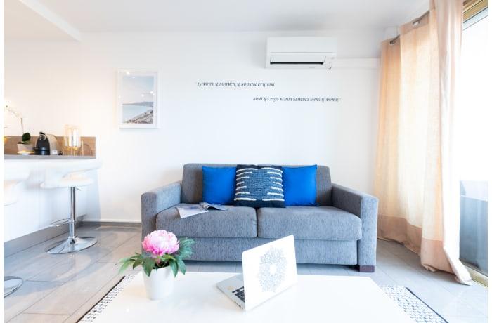 Apartment in Sky View Terrace 7A, Juan-les-Pins - 2