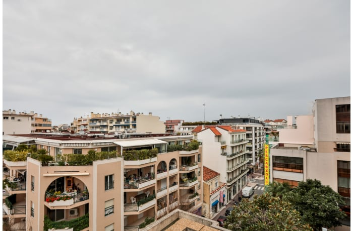 Apartment in Spacious Lovely Riviera 6E, Juan-les-Pins - 18