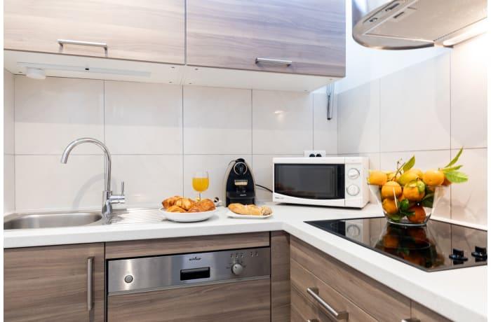 Apartment in Sunny Terrace 3C, Juan-les-Pins - 5