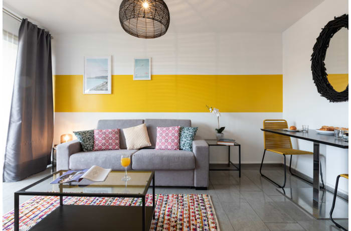 Apartment in Sunny Terrace 4C, Juan-les-Pins - 3