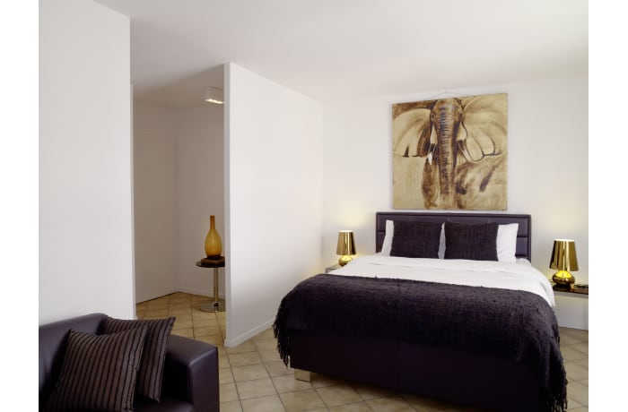 Apartment in Bright Chemin Fontaine I, Ouchy - 5