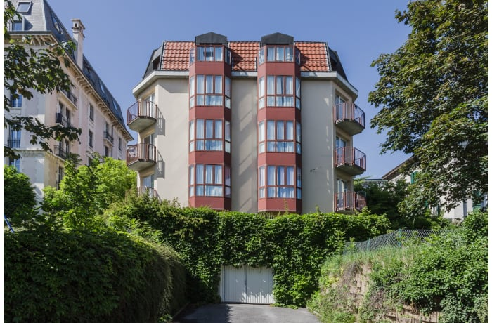 Apartment in Bright Chemin Fontaine I, Ouchy - 0