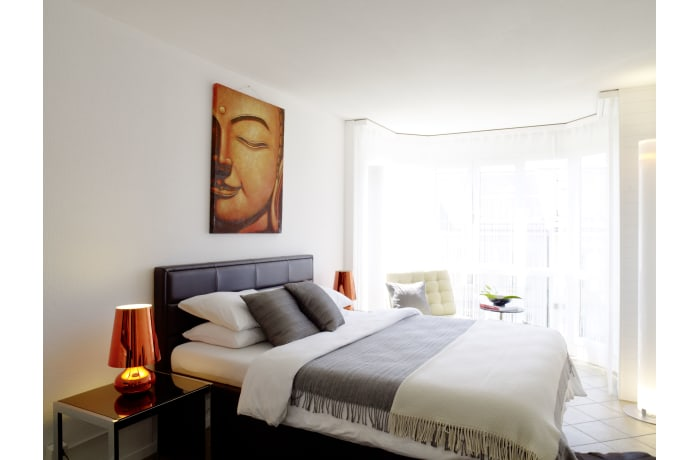 Apartment in Bright Chemin Fontaine I, Ouchy - 1