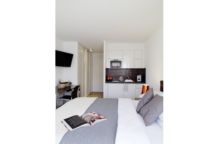 Apartment in Bright Chemin Fontaine I, Ouchy - 7