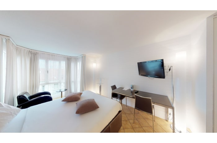 Apartment in Bright Chemin Fontaine IV, Ouchy - 5