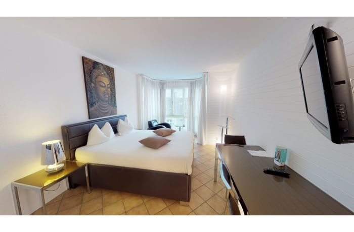 Apartment in Bright Chemin Fontaine IV, Ouchy - 1