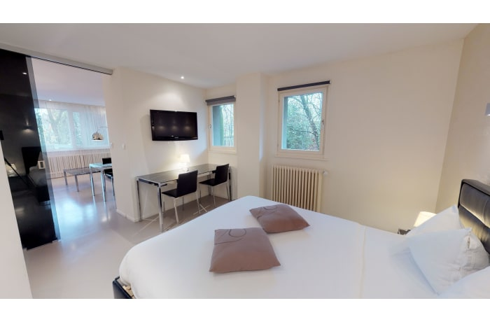 Apartment in Chic Caroline III, Lausanne old - 2