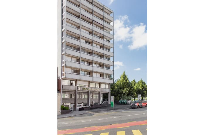 Apartment in Modern Caroline I, Lausanne old - 0