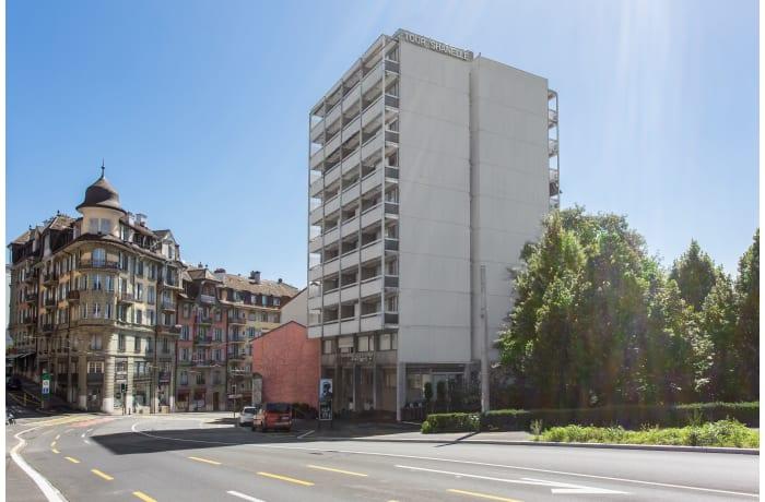 Apartment in Studio Caroline IV, Lausanne - 12