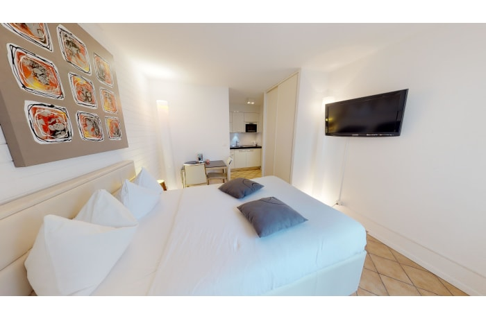 Apartment in Studio Chemin Fontaine I, Ouchy - 4