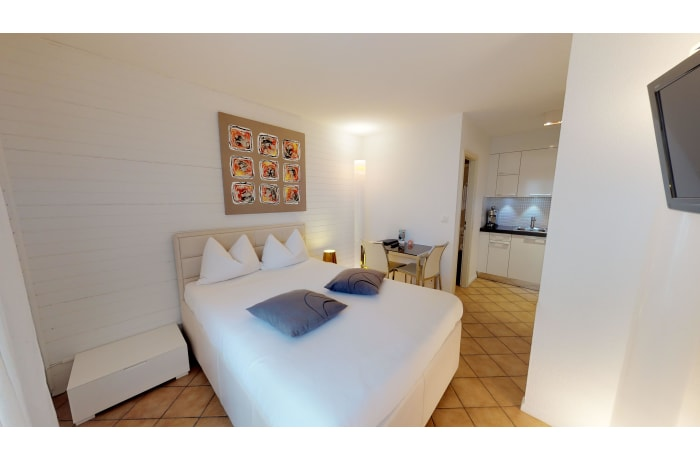 Apartment in Studio Chemin Fontaine II, Ouchy - 4