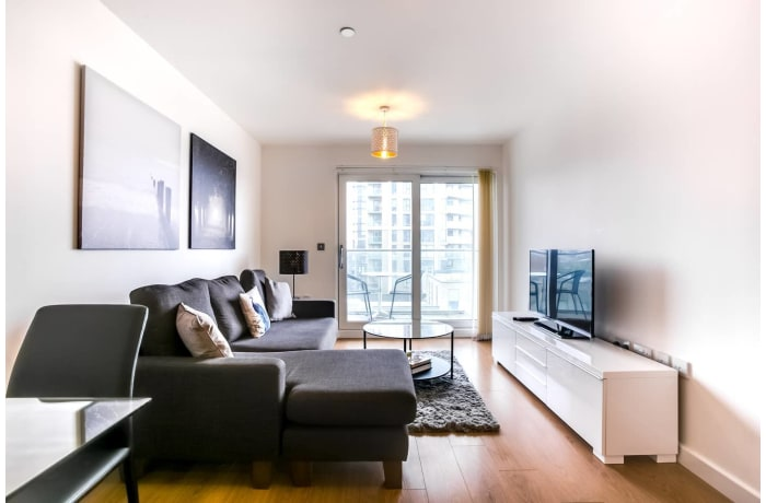 Apartment in The Thames, Greenwich - 2