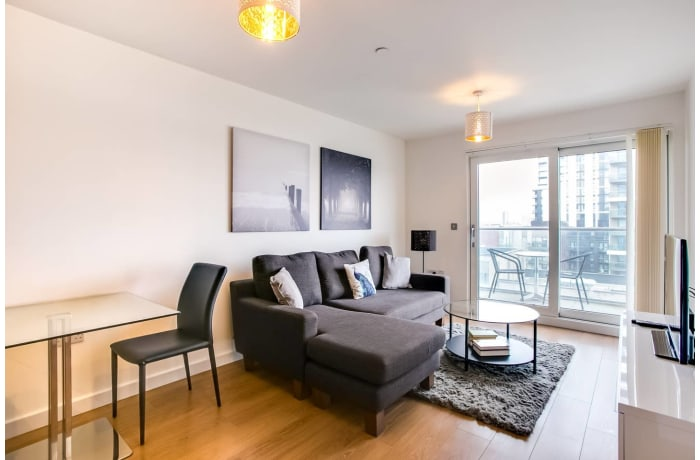 Apartment in The Thames, Greenwich - 1