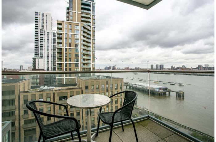Apartment in The Thames, Greenwich - 14