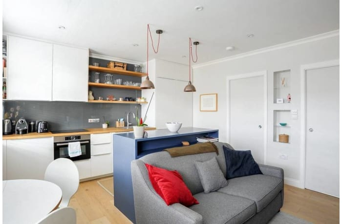 Apartment in Hipster Style, Islington - 2