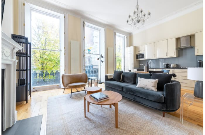 Apartment in Montagu, Marylebone - 1