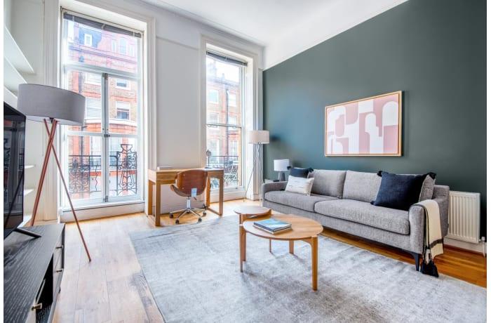 Apartment in Nottingham Place, Marylebone - 0
