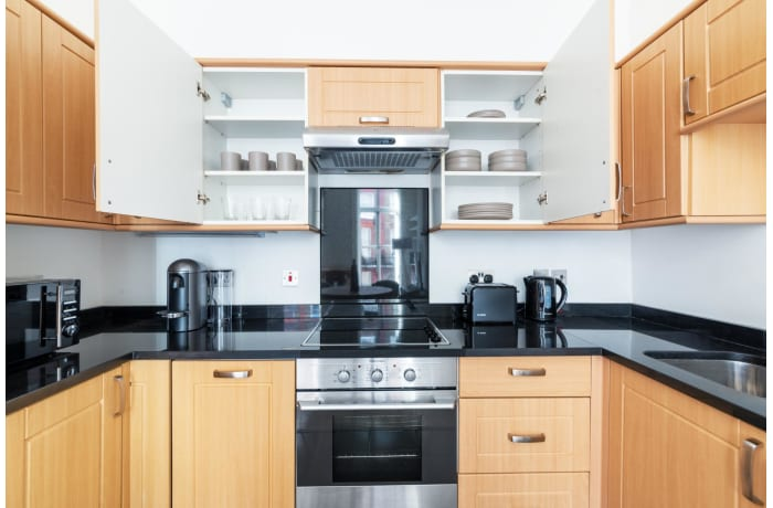 Apartment in Nottingham Place, Marylebone - 4