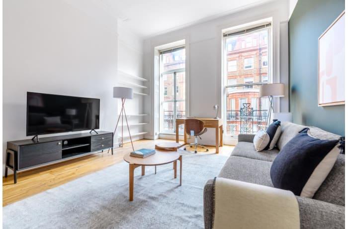 Apartment in Nottingham Place, Marylebone - 1