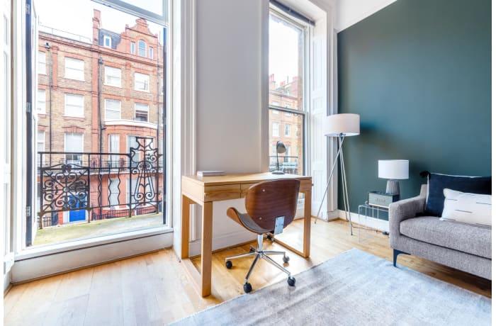 Apartment in Nottingham Place, Marylebone - 12
