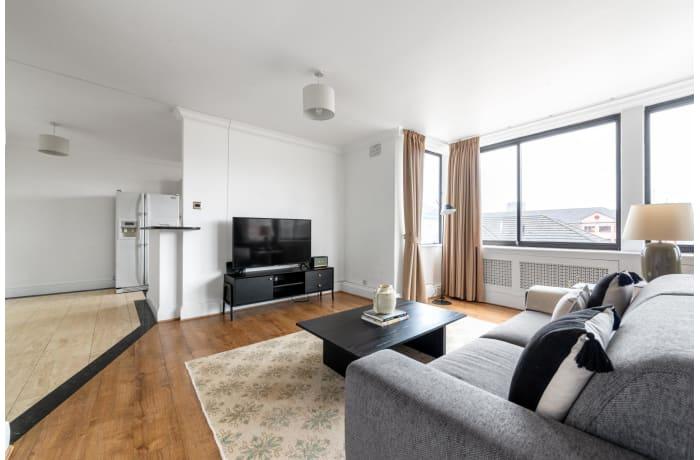 Apartment in Park Road, Marylebone - 0