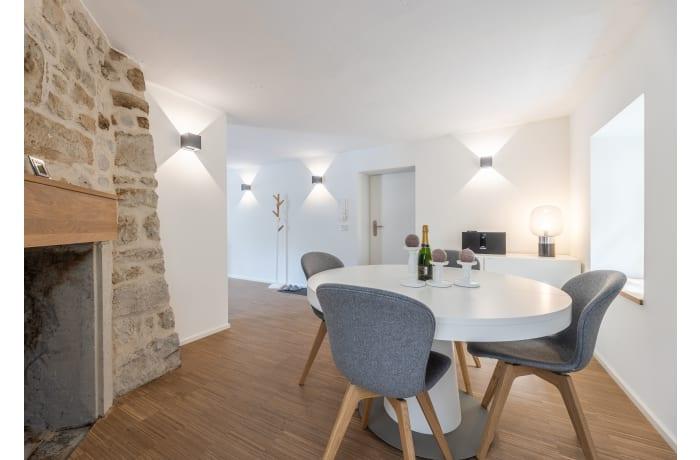 Apartment in Treves Panorama, Grund - 4