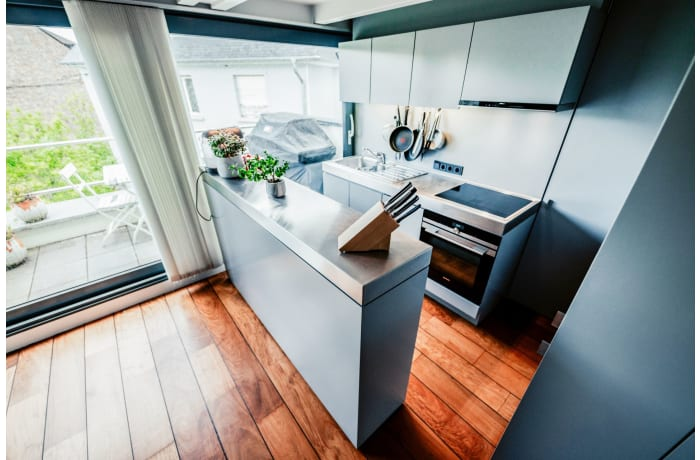 Apartment in Marie-Adelaide, Hollerich - 5
