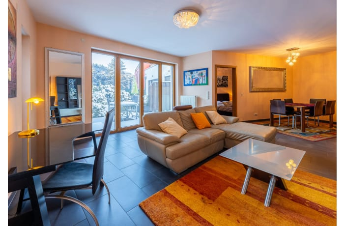 Apartment in Albert Unden Terrace, Limpertsberg - 2